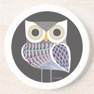 Moonbird coaster