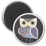Moonbird magnet