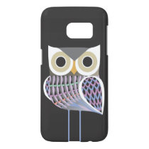 Moonbird Samsung Galaxy S7 Barely There Case