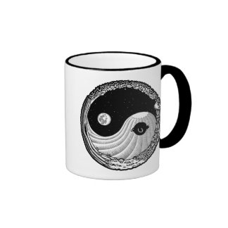 Moonbird Yang Ringer Mug