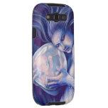 Moonborn - sirena y bebé galaxy SIII carcasa
