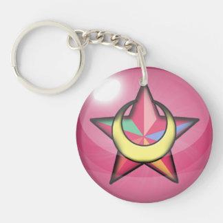Moonbow Orb Keychain