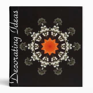 Moonburst  Kaleidoscope  Decorating Ideas Binder