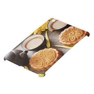 Mooncake and tea,Chinese mid autumn festival iPad Mini Covers