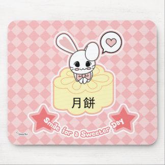 Mooncake mousepad