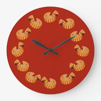 Mooncake Reloj Redondo Grande