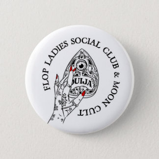 MoonCult 2 inch Hand Pinback Button
