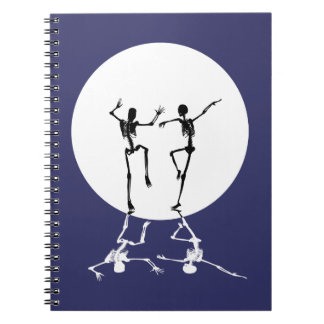 Moondance Spiral Note Books