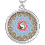 .:: MoonDreams::. Mandala de los guijarros de Koi  Joyería