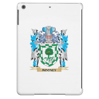 Mooney Coat of Arms - Family Crest iPad Air Cases