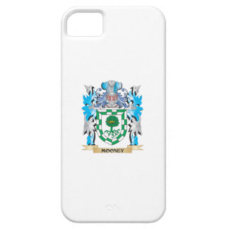 Mooney Coat of Arms - Family Crest iPhone 5 Case