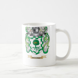 Mooney Coat of Arms (Family Crest) Coffee Mug