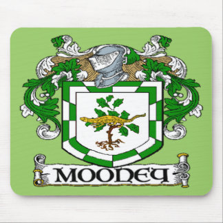 Mooney Coat of Arms Mouse Pad