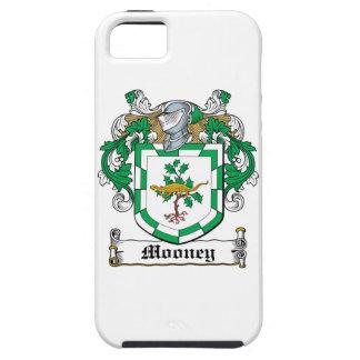 Mooney Family Crest iPhone 5 Case