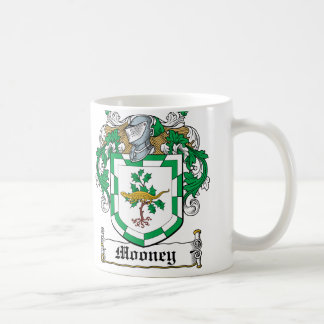 Mooney Family Crest Coffee Mug