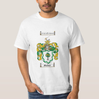Mooney Family Crest - Mooney Coat of Arms T-Shirt