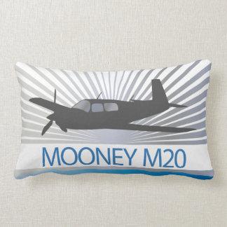 Mooney M20 Aircraft Throw Pillows