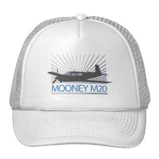 Mooney M20 Aviation Trucker Hat