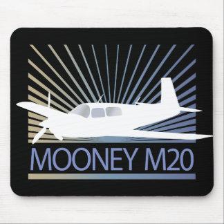 Mooney M20 Aviation Mouse Pad