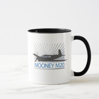 Mooney M20 Aviation Mug