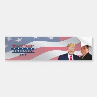 Mooney Trump 2016 Unity Bumper Sticker