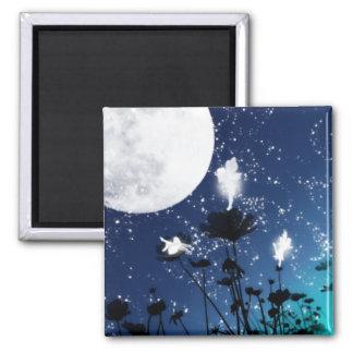 moonfaeries 2 inch square magnet