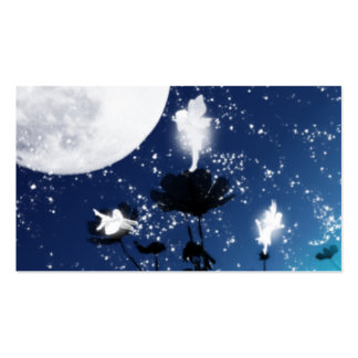 moonfaeries Double-Sided standard business cards (Pack of 100)