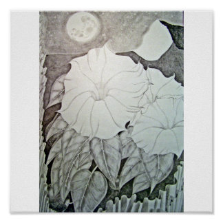 moonflowers copy poster