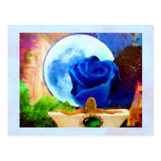 MoonGazer Postcard