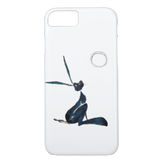 MOONGAZING HARE iPhone 7 CASE