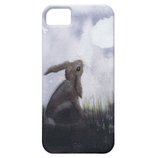 MOONGAZING HARE iPhone SE/5/5s CASE