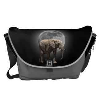 MOONGLOW ELEPHANT COURIER BAG