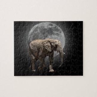 MOONGLOW ELEPHANT PUZZLE