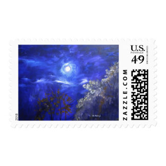 Moonglow - Postage Stamp