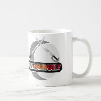 MoonGolf - Cross Swords Mug