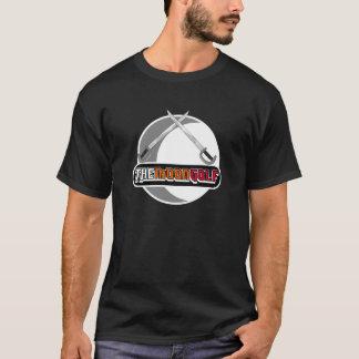 MoonGolf - Cross Swords T-Shirt