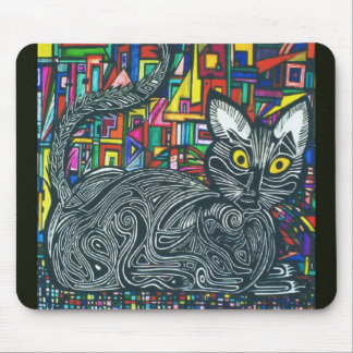 Moonie Mouse Pad