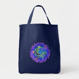 Moonies Tote Bags