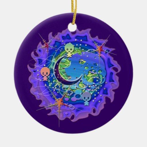 Moonies Christmas Tree Ornament