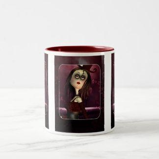 Moonies Rag Doll Mug - Gothic Mug