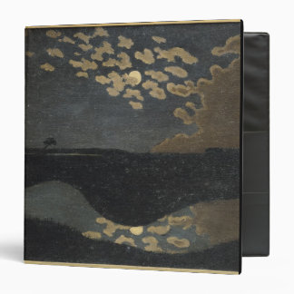 Moonlight, 1894 3 ring binder