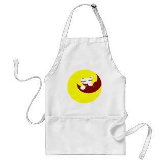 moonlight adult apron