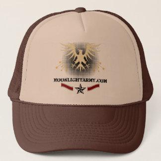 Moonlight Army Trucker Hat