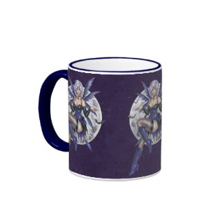 Moonlight Batty Fairy Mug mug