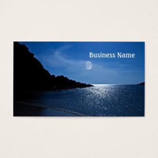Moonlight Bay Business Card