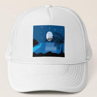 Moonlight Breeze Trucker Hat