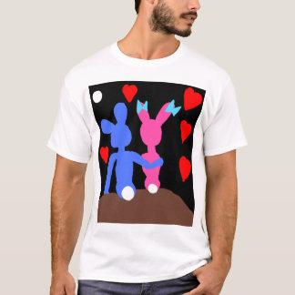 Moonlight Bunnies T-Shirt