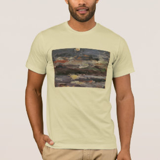 Moonlight by Lovis Corinth T-Shirt