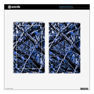 Moonlight Camo Skins For Kindle Fire