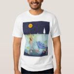 Moonlight Crossing I T Shirt